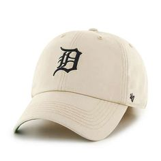 wholesale dealer 05c53 06158 Detroit Tigers SMALL 47 Brand Sahara Franchise Fitted Hat