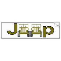 Get stuck in traffic with fun thanks to Hiking bumper stickers or car magnets from Zazzle! Custom car magnets and stickers that stand out! Jeep Stickers, Bumper Stickers, Jeep Quotes, Jeep Grill, R Vinyl, Custom Car Magnets, Cool Jeeps, Car Humor, Jeep Life