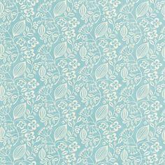 SCION - Melinki One Fabrics COLOUR:Powder Blue and Neutral