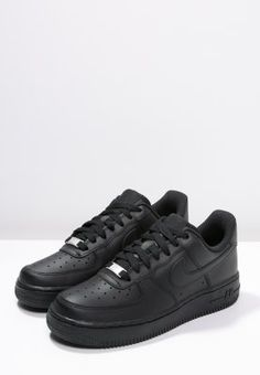 new product 53e8f 5fadb AIR FORCE 1 07 - Sneakers laag - black