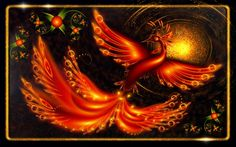 FIREBIRD by svet-svet.deviantart.com on @deviantART