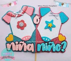 Cake Toppers, Diy Crafts, Baby Showers, Babys, Banners, Ideas, Feltro, Xmas, Paper Crafting