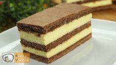 Eclairs, Vanilla Cake, Tiramisu, Ethnic Recipes, Diy, Food, Youtube, Bricolage, Essen