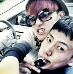 Tao and his friend...