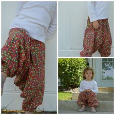 The Pyramid Pants - Part 2, Construction - Kid Approved