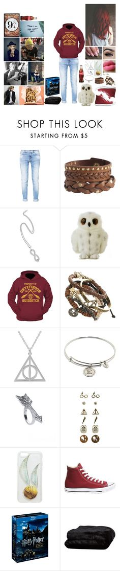 """""""Ema's Lazy Afternoon"""" by alexishambleton on Polyvore featuring mode, Zara, Pieces, NOVICA, Chrysalis, House of Harlow 1960, Warner Bros., Topshop et Olivier Desforges"""