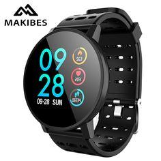 👍 Makibes T3 Activity Fitness tracker for Men women - RD Trend