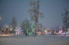 In città - Downtown (Elvito Del Prete, Kiruna)