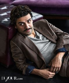 Actor Oscar Isaac talks New Year's resolutions and what informs his work, from street thugs to Star Wars.