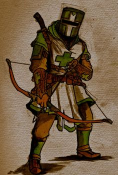 Knight | the GREEN knight by dommi-fresh on Newgrounds
