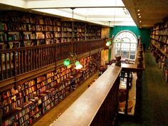 16 Bookstores You Have To See Before You Die | Daunt Books Marylebone in London, England