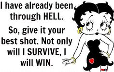 Betty Boop Quotes for Facebook | Pin it 1 Like 1 Image