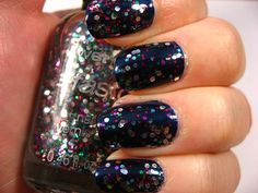 $2.00 fabulous glitter polish from Wet 'n Wild!