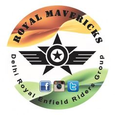Royal Mavericks - Delhi Royal Enfield Riders Group - The 2015 Distinguished Gentlemans Ride Royal Enfield
