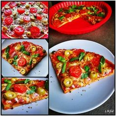 Slané recepty – Rýchlo, zdravo a chutne / LRfit Zdravo, Vegetable Pizza, Food And Drink, Cooking Recipes, Vegetables, Per Diem, Food Recipes, Chef Recipes, Vegetable Recipes