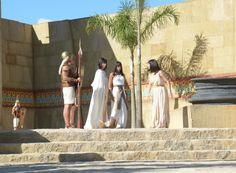 """""""Ela não nega de quem é filha"""", diz Camila Rodrigues sobre fase má de Nefertari - Fotos - R7 Os Dez Mandamentos"""