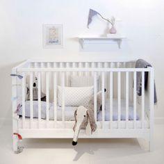 Baby- bzw. Kinderbett 70x140cm von Oliver Furniture