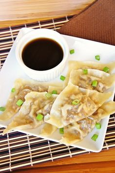 The Kitchen Life of a Navy Wife: French Onion Soup Pot-Stickers