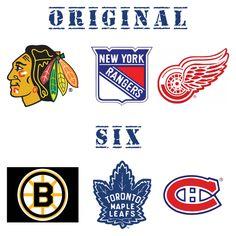 Original Six Concept Design Two by Mark Landeryou, via Behance Nhl Hockey Teams, Hockey Logos, Hockey Games, Hockey Players, Original Six, Nhl News, Toronto Maple Leafs, New York Rangers, Montreal Canadiens