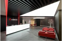 Office furniture consultancy & workspace design project - Cameron | Sketch