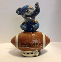 Jim Beam Decanter San Diego Republican Convention by KnackHounds, $35.00