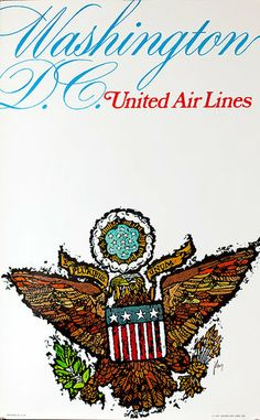 Washington DC, United Air Lines
