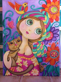 Óleo 60 x 80 cm Imagen encontrada en Pinterest