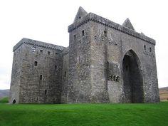Castillo Hermitage (Escocia)