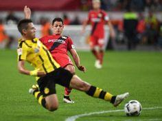 Dortmund Tumbang di Kandang Leverkusen - Detikcom