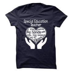 (New Tshirt Produce) Proud Be A Special Education Teacher [TShirt 2016] Hoodies Tee Shirts