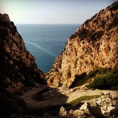 Levanzo Mari e Monti #mare #isola #levanzo