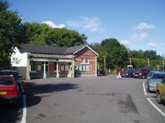 Buxted Railway Station (BXD) in Buxted, East Sussex