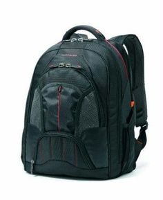 Samsonite Llc 15.6large Backpack Black-tectonic