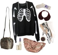 """Untitled"" by skeletondance on Polyvore"