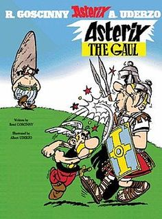 Asterix the Gaul - Wikipedia, the free encyclopedia