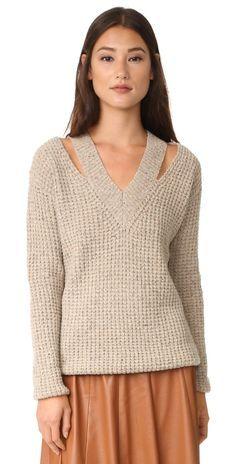 Rebecca Minkoff Draco Sweater | SHOPBOP