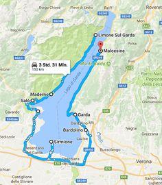 Roadtrip am Gardasee