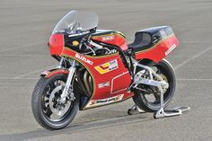 Suzuki GS1000 XR69 Cafe Racer Endurance by Trident Engineering #motorcycles #caferacer #motos | caferacerpasion.com