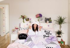 Cosy evenings call for the cutest homeware and the new GabriellaXPrimark collection is purrrfect!