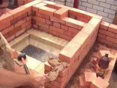 Камин своими руками. Особенности конструкции и самостоятельного создания | Все о печах каминах и котлах