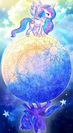 Day And Night... My Little Pony: Friendship Is Magic