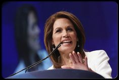 Photo of Michele Bachman. You are not alone when it comes to migraines. Here are some celebrities that suffer from it as well. Find out what their migraine symptoms are and how they cope with them.