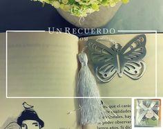 Separador Libro Mariposa: #Separador de #libro en forma de #mariposa. Un bonito #detalle para agradecer a tus #invitados. Envíos a todo #México Más detallados en UnRecuerdo.com #Boda #BabyShower #Bautizo #PrimeraComunión #XVAños