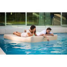 Little preview @maisonetobjet. Our twin floating lounger!