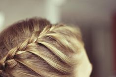 What is twisted and intertwined and almost always synonymous with drill???    French braid.