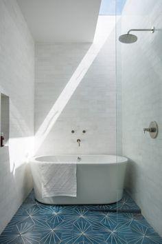 Murnane House Bathroom in Los Angeles   Remodelista