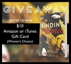 Finding Emma Reveal Giveaway
