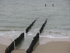 Paalhoofd strand Zoutelande