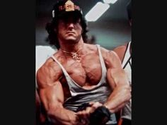 Sylvester Stallone - love this man! Rocky Sylvester Stallone, Stallone Rocky, Stallone Schwarzenegger, Stallone Movies, Silvester Stallone, John Rambo, Hollywood, Rocky Balboa, The Expendables