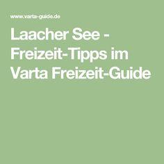 Laacher See - Freizeit-Tipps im Varta Freizeit-Guide